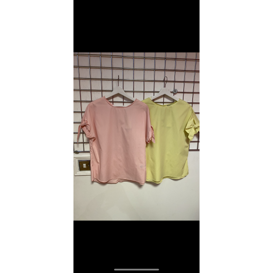 2 colours short sleeve top sizes 8-20