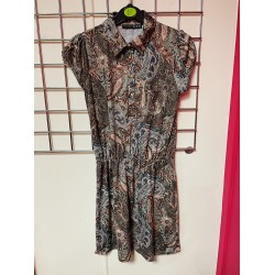 Printed dress sizes 8-20