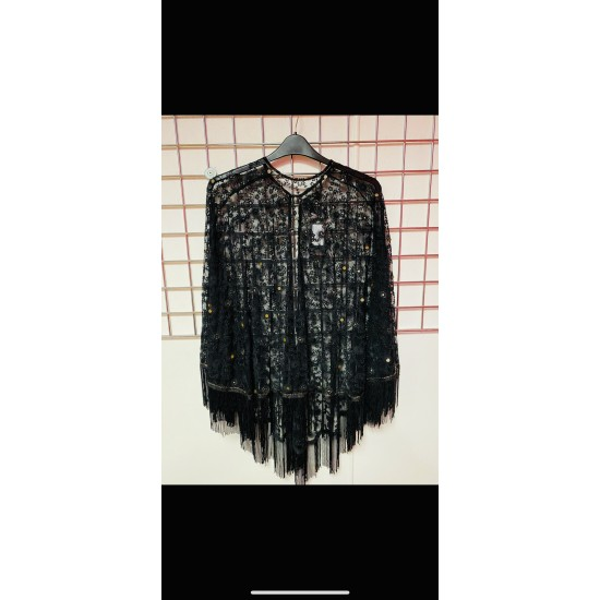Cape pull over  sizes s-m-l-xl