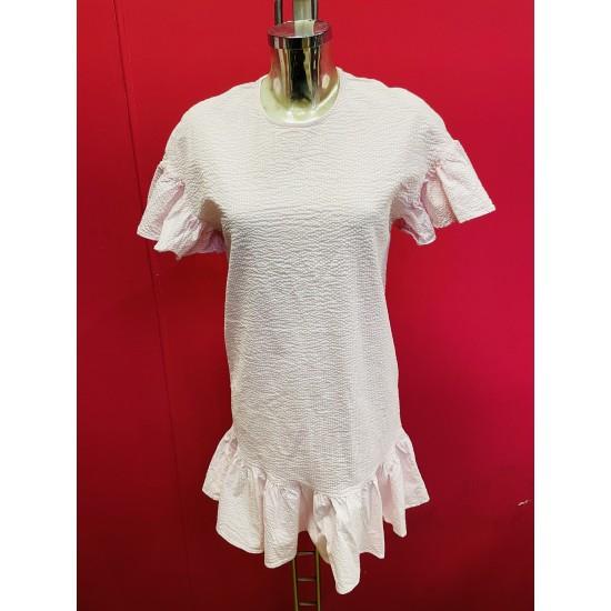 2 colours Short sleeve striped dress sizes 6-16