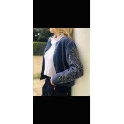 Embroidery blazer  sizes S-M-L