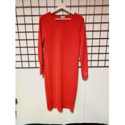 Pink midi dress sizes 8-20